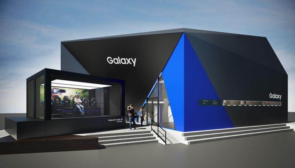 Galaxy Studio Tokyoが2017年10月19日よりリニューアルオープン
