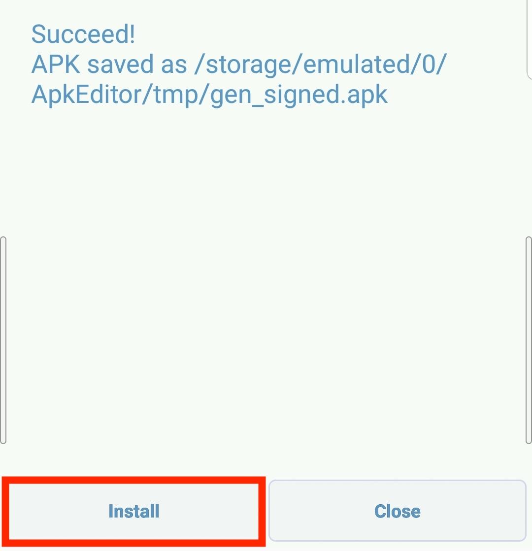 GalaxyスマホにnotSABSをインストールする方法(広告ブロック・アプリ