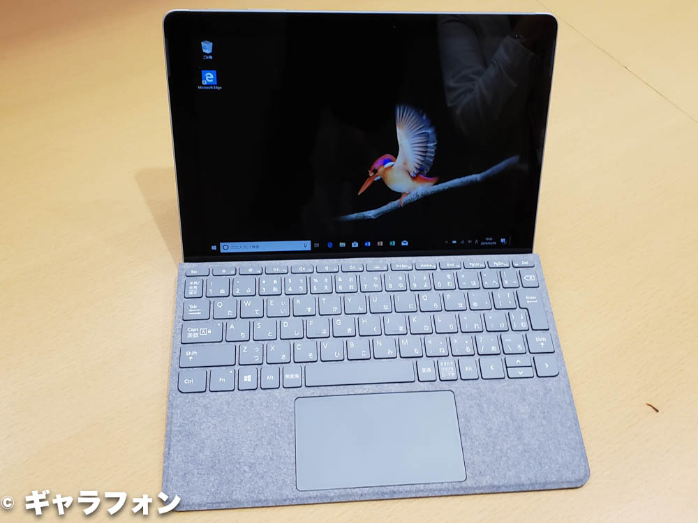 Surface Go LTEモデル