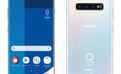 Galaxy S10+ Olympic Games Edition  SC-05Lが予約受付開始