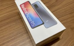 Xiaomiのスマートフォン「Redmi Note 9S」ファーストインプレッション