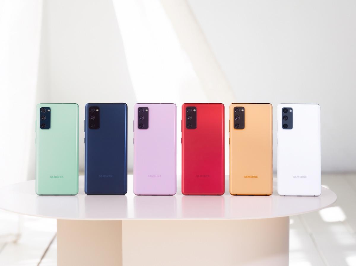 米Samsung、Galaxy S20 Fan Editionを発表
