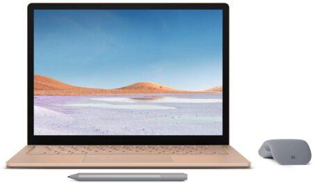 【Amazonタイムセール】Surface Laptop 3 13.5インチ (Core i5,8GB,256GB)が特価136,416円で販売中