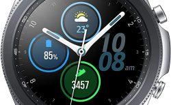 Galaxy Watch3 41mm Stainlessが特価46,500円で販売中